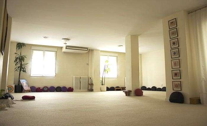 centro yoga fernando catolico zaragoza