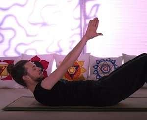 Pinceladas de yoga: Respiración completa y Vacío Pulmonar (Shunya)