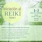 ACTIVIDADES: Iniciación al Reiki, Nivel I. 1-2 de diciembre