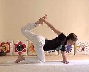 VIDEOS Pinceladas de yoga: Posturas de equilibrio