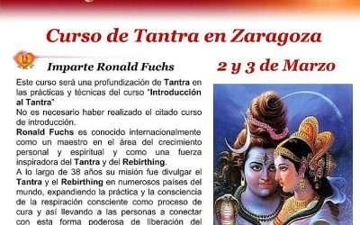 Curso de Tantra, impartido por Ronald Fuchs