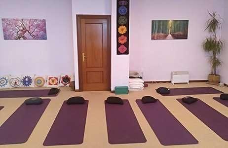 centro de yoga en el actur en zaragoza