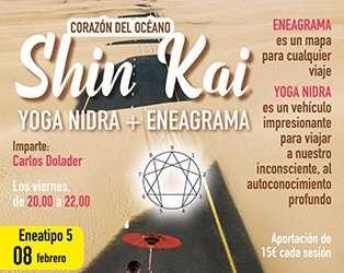 Shin Kai: Yoga Nidra y Eneagrama
