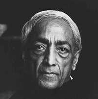 VIDEO El desafío del cambio. Krishnamurti