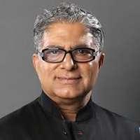 Entrevista a Deepak Chopra, médico, escritor y conferencista indio