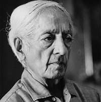 VIDEO Ser nada. Krishnamurti