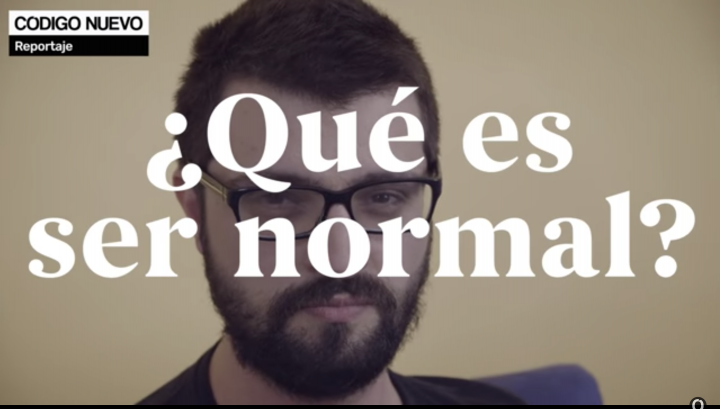 VIDEO: ¿Qué es ser normal?