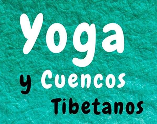 Yoga y cuencos tibetanos: Uniendo cuerpo y mente a través del Yoga y el sonido (Sábado 28 noviembre 2020)