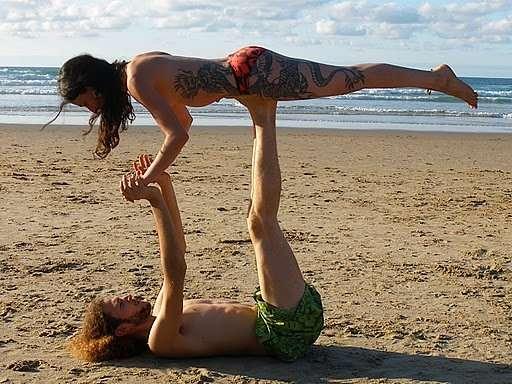 """""""El Yoga también es usar jeans"""": Cómo hacer del yoga una filosofía de vida cotidiana"""