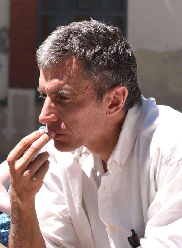 """Entrevista a Jordi Pigem, autor de """"Buena Crisis"""""""