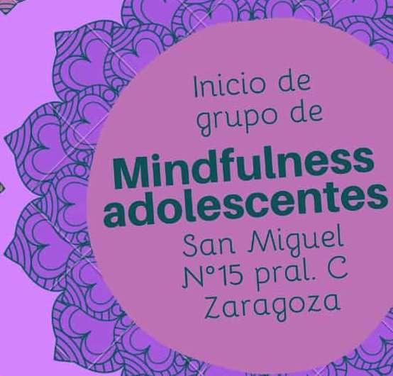 Clases de Mindfulness para adolescentes
