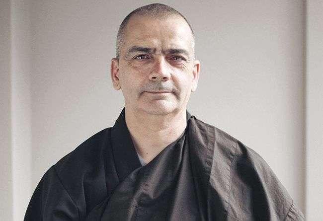 """Lluís Nansen, maestro zen: """"La meditación es la puerta a la verdadera felicidad"""""""