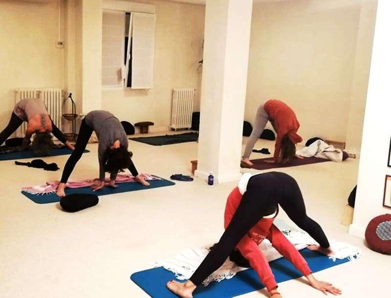Centro Yoga Fernando Catolico