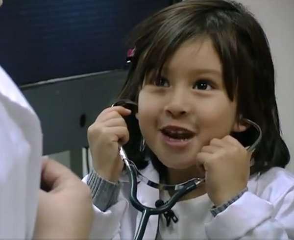 VIDEO La inocencia infantil