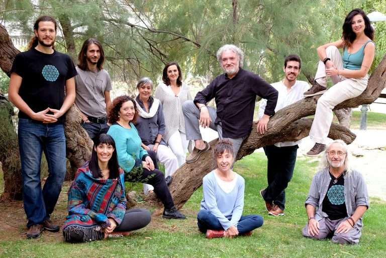 Profesores Centros Yogaterapia